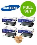 Samsung CLP-500N Printer Toner Cartridges